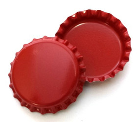 Red Bottle Cap