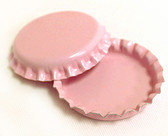 Light Pink Bottle Cap