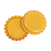 Yellow Bottle Cap