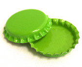 Lime Green Bottle Cap