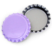 Lavender Bottle Cap