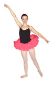 Neon Hot Pink Adult Teen Organza Tutu