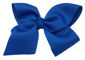 Royal Blue Girl Boutique Bows
