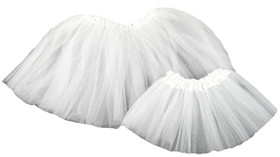 White Doll and Me Dance Tutu Set