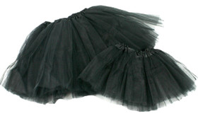 Black Doll and Me Dance Tutu Set Doll Clothes
