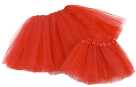 Red Doll and Me Dance Tutu Set Doll Clothes