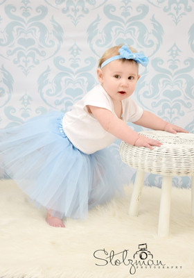 Light Blue Wholesale Girls Ballet Dance Tutu Skirts