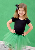 Emerald Green Ballet Tutu Girls Dance Skirts Wholesale
