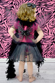 Dance Tutu Black Sequin Lined