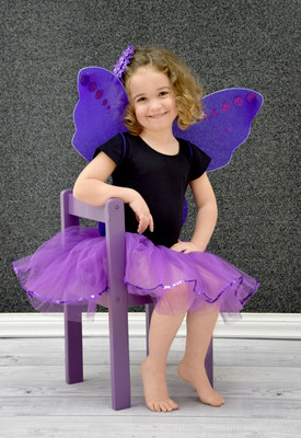 Wholesale Tutu Cheap Purple Sequin Lined Dance Tutus For