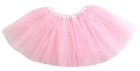 Light Pink Glitter Dance Tutu