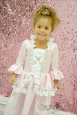 Light Pink Princess Costume Dress 2-4T
