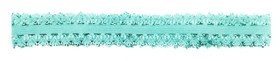 Aqua Lace Headbands