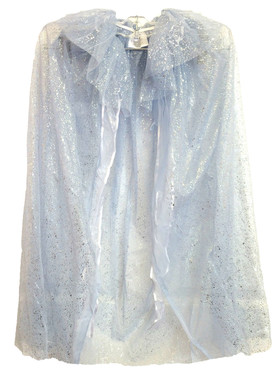 Light Blue Princess Cape