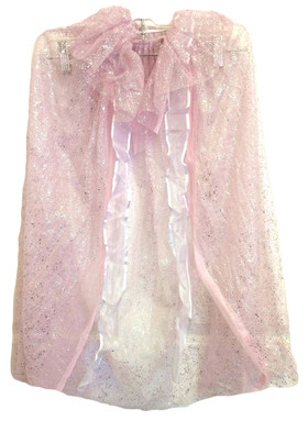 Light Pink Princess Cape