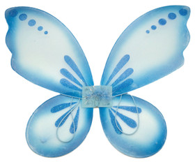 Light Blue Pixie Wings
