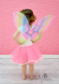 Dress-up Rainbow Pixie Wings