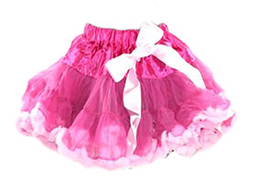 Raspberry Light Pink Premium Pettiskirt