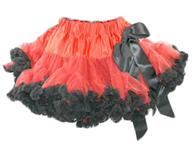 Red Black Premium Pettiskirt