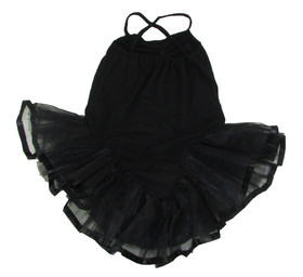 Black Skirted Leotards