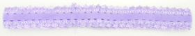 Lavender Lace Headbands