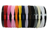 12 Assorted Nylon Headbands