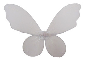 White Pixie Wings