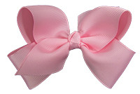Light Pink Girl Boutique Bows