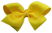 Yellow Girl Boutique Bows