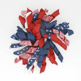 4th of July Wholesale Hair Bows