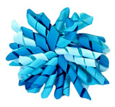 Turquoise Korker Bows