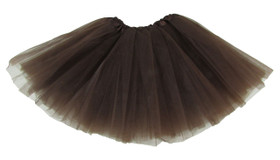 Chocolate Brown Ballet Tutu