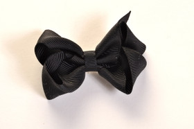 Chocolate Brown Baby Boutique Bows