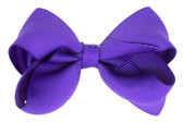 Purple Baby Boutique Bows