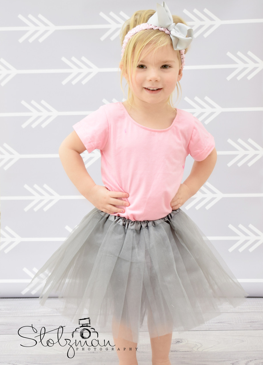712275e8a7 Baby Tutus Cheap Wholesale | Silver Ballet Tutu Skirts for Girls ...