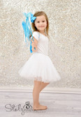 White Girls Ballet Tutu Great For Dance and Dress Up Wholesale