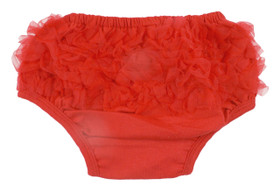 Red Diaper Cover