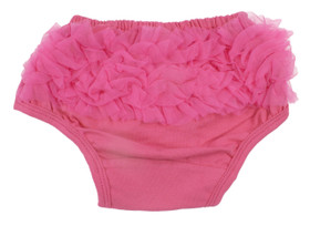 Hot Pink Diaper Cover