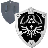 Legend of Zelda - Black Hylian Shield (Foam)