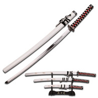 3PC SAMURAI SET WHITE