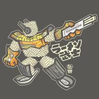Sumofish - Ramen Warrior
