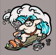 Sumofish - Sushi Surfer