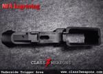 NFA Engraving Underside Trigger Area