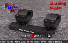 AR0131 Rock River Arms Hi-Rise 30mm Scope Mount