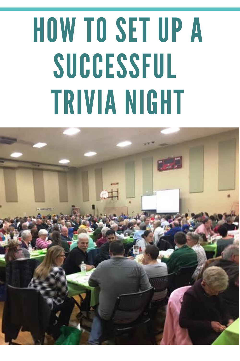 Trivia night rules and how to plan a trivia night