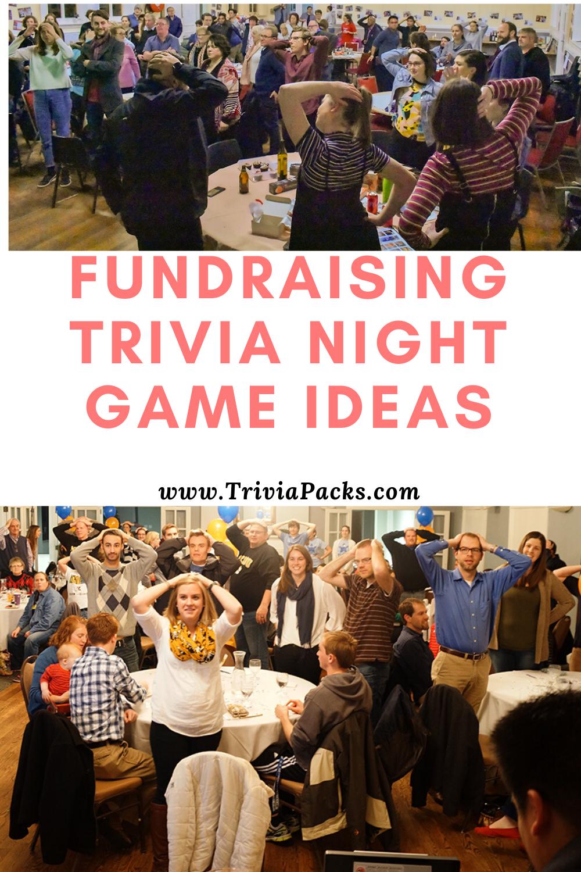 Fundraising Trivia Night Game Ideas