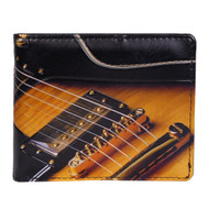 Electric Guitar - Mens Wallet