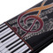 Artistic Piano Keyboard - Large Zipper Wallet