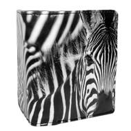 Wild Zebra - Small Zipper Wallet