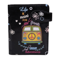 Great Adventures - Small Zipper Wallet
